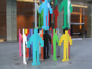 grahamc99 People Sculpture